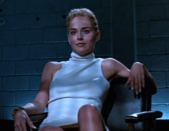 Topless Moments for Classy Hot Actresses, sharon stone nude in basic instinct