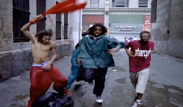 The 40 Best Music Videos of the 90s, The Pharcyde - Drop