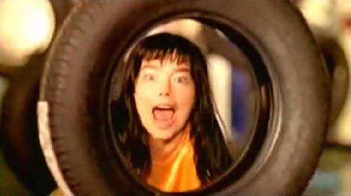 The 40 Best Music Videos of the 90s, Bjork - It's Oh So Quiet