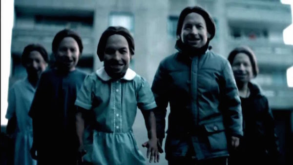 The 40 Best Music Videos of the 90s, Aphex Twins - Come to Daddy