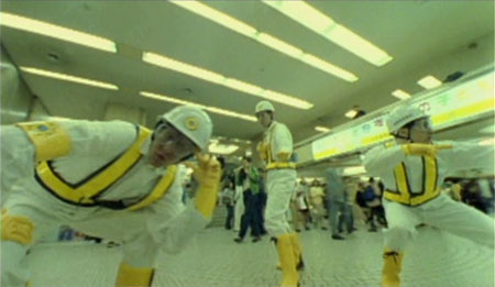 The 40 Best Music Videos of the 90s, Beastie Boys - Intergalactic