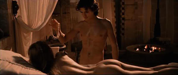 Tobey maguire nude scene, sexy girls farting