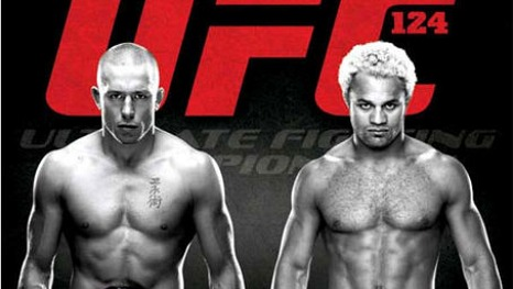Georges St-Pierre beats Koscheck at UFC 124
