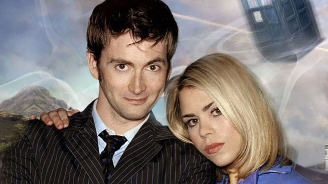 David Tennant & Billie Piper Return For 'Doctor Who' 50th ...