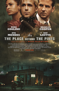 The Place Beyond the Pines Poster Small