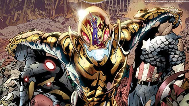 Age of Ultron #1