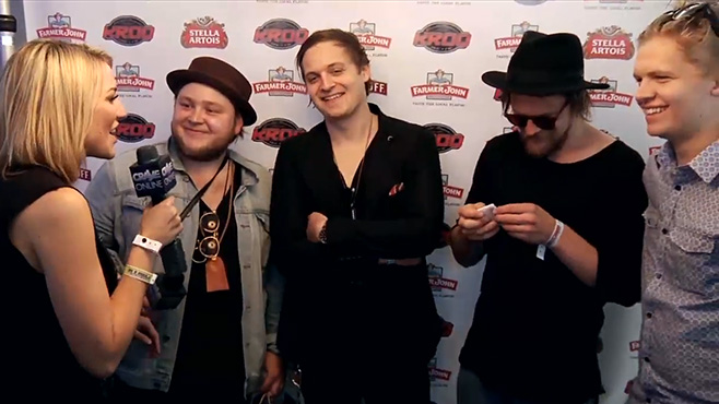 Of Monsters and Men Interview