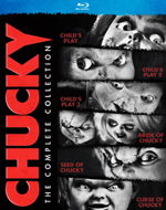 Chucky Complete Collection Blu-ray