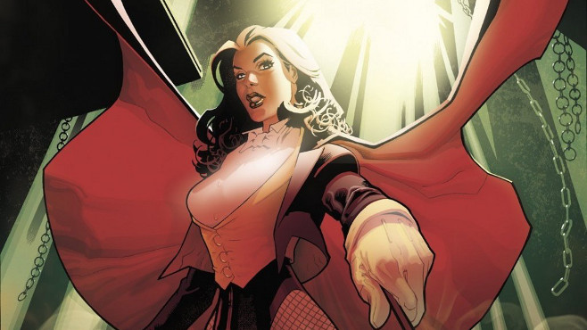 The sexy zatanna is joining injustice gods among us roster another fighter has been added to the injustice gods among us roster pictured above do you know who she is voltagebd Gallery