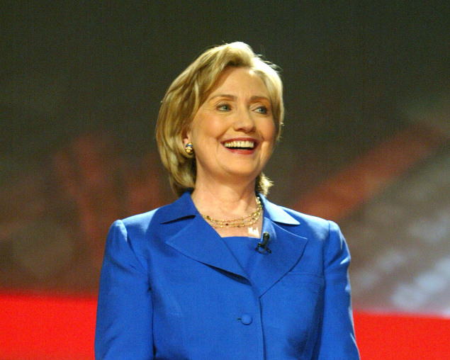 Hillary Clinton Bisexual