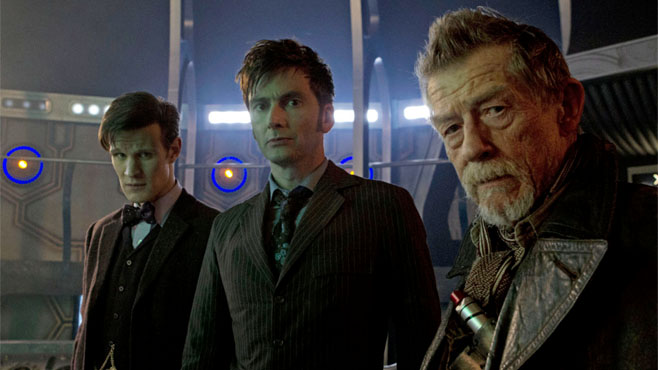 Doctor Who Day of The Doctor Preview