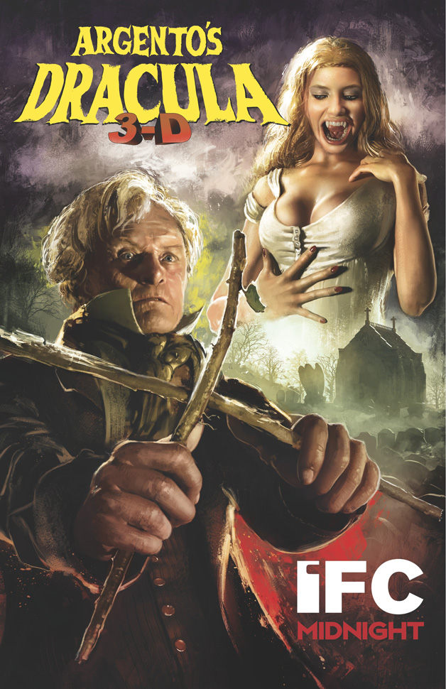 Dracula 3D NYCC Poster SD Exclusive