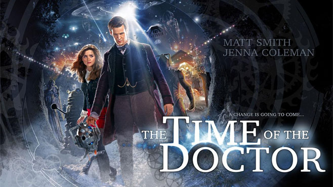 Doctor Who The Time of The Doctor 3