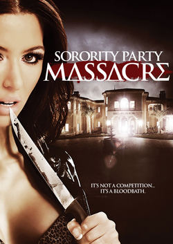 Sorority Party Massacre DVD Standard Resolution
