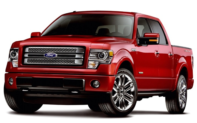 The 50 000 2017 Ford F 150 Limited Take Utilitarian Pickup And Adds Luxury