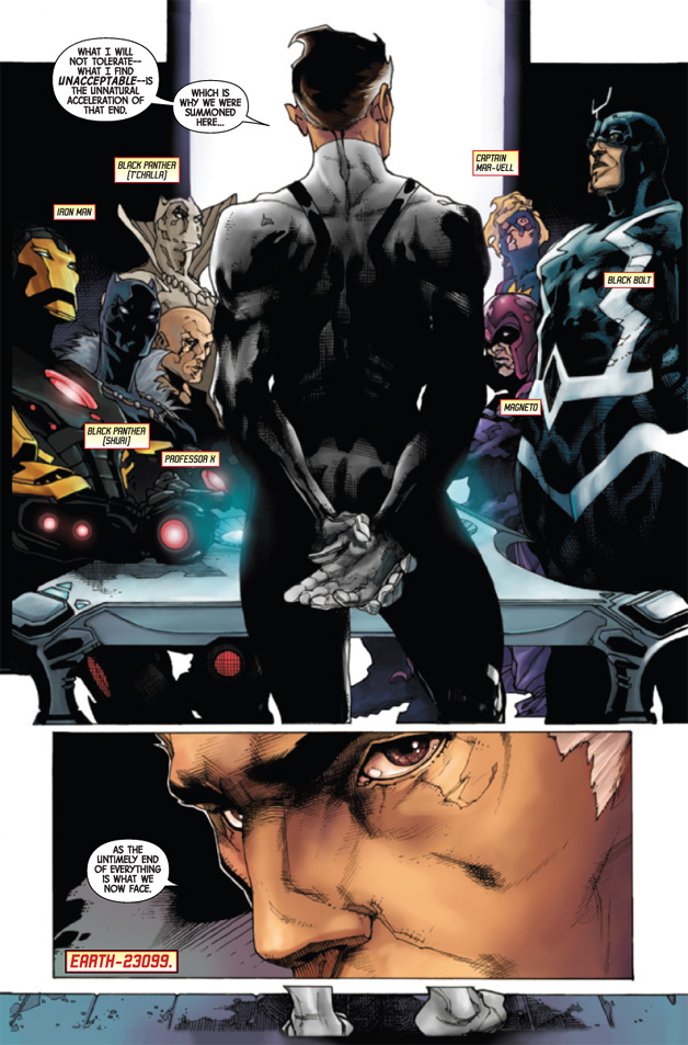 New Avengers #13 Preview 5