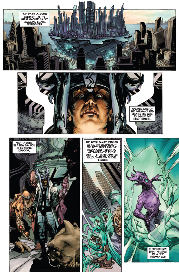 New Avengers #13 Preview 6