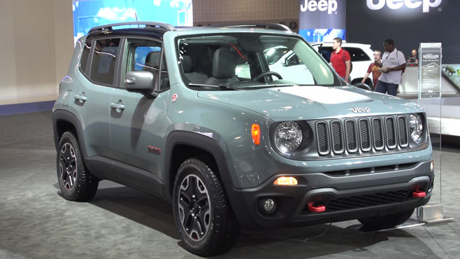 nyias 2014 video 2015 jeep renegade trailhawk edition. Black Bedroom Furniture Sets. Home Design Ideas