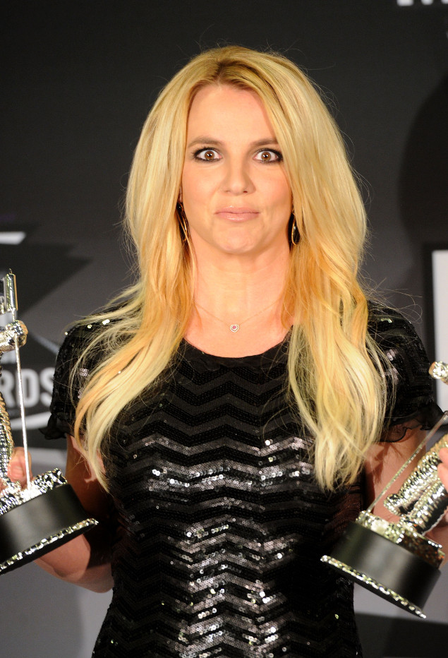 Britney Spears Cheesecake Factory