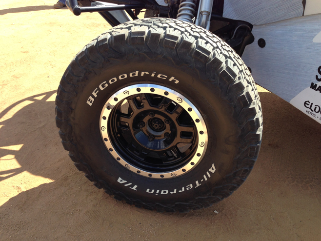 bf goodrich takes new ko2 tires to baja. Black Bedroom Furniture Sets. Home Design Ideas