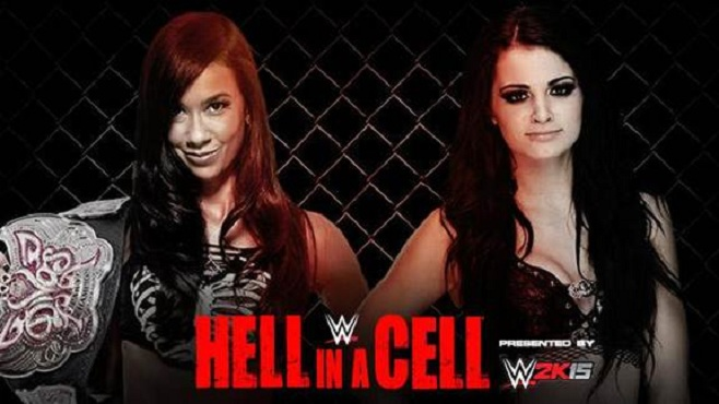 hell in a cell aj vs paige