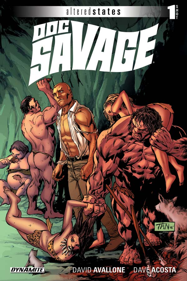 Altered States Doc Savage