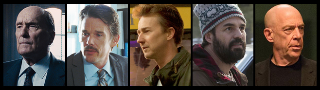 Best Supporting Actor Oscar Predictions 2015