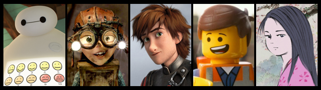 Oscar Predictions 2015 Best Animated Feature