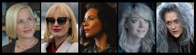 Oscar Predictions 2015 Best Supporting Actress