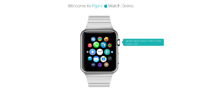 PipesWatchDemo