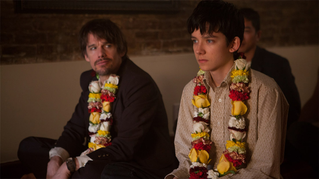 Ten Thousand Saints Ethan Hawke Asa Butterfield