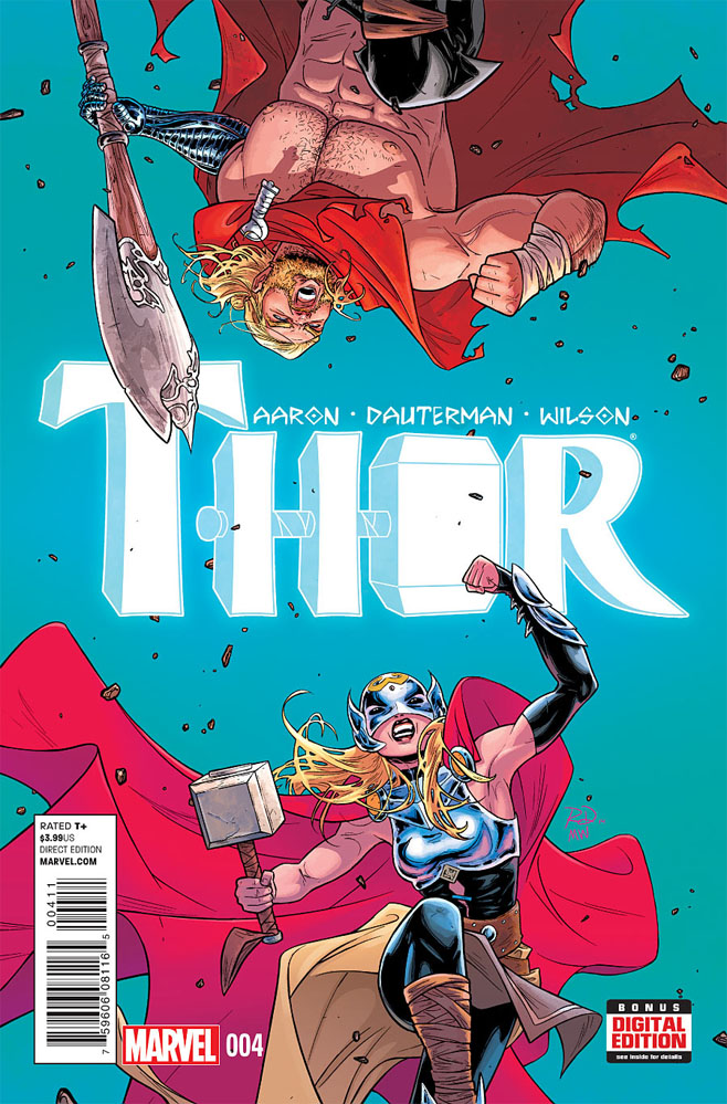 Thor 4 Cover