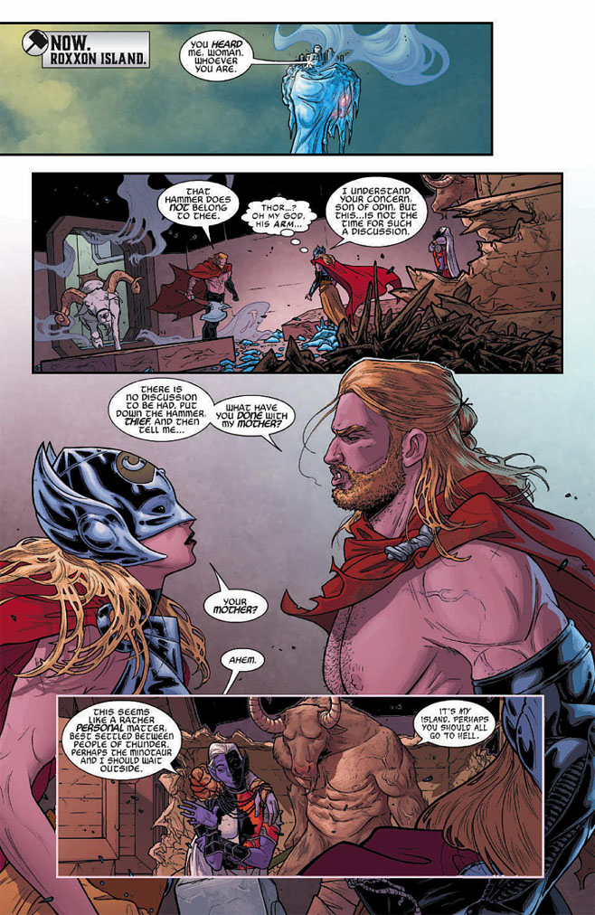 Thor 4 Page 1