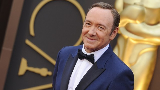 Trapped in a Feline: Kevin Spacey to Play Man-Cat in 'Nine Lives'