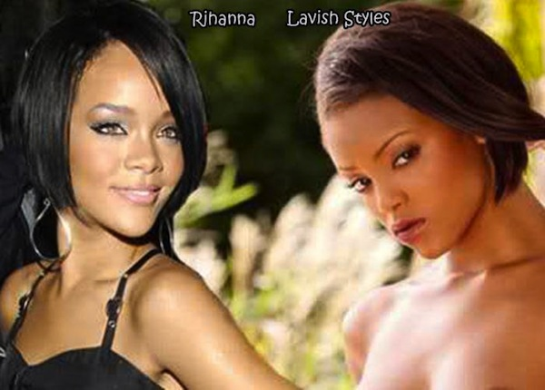 Porn Star Doppelganger List: Your Celebs Have Lookalikes
