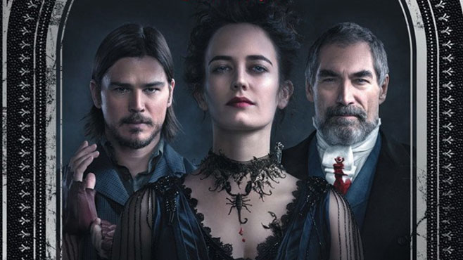 The Art and Making of Penny Dreadful Preview