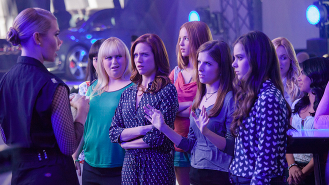 Pitch Perfect 2 Das Sound Machine Cast