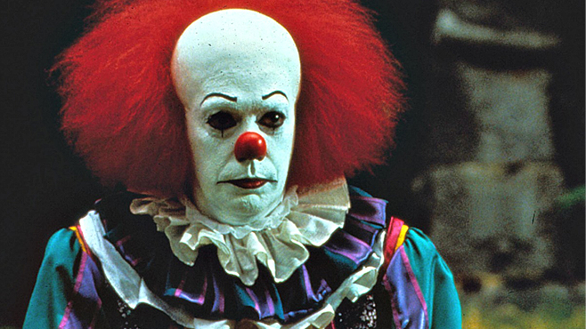stephen king on tim curry