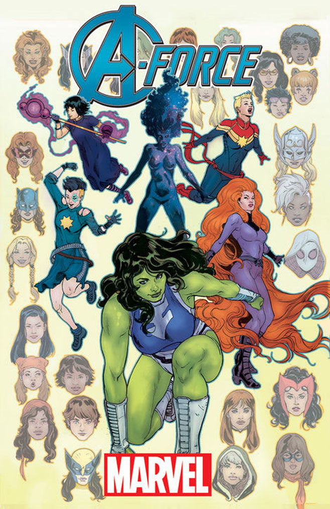A-Force Continues