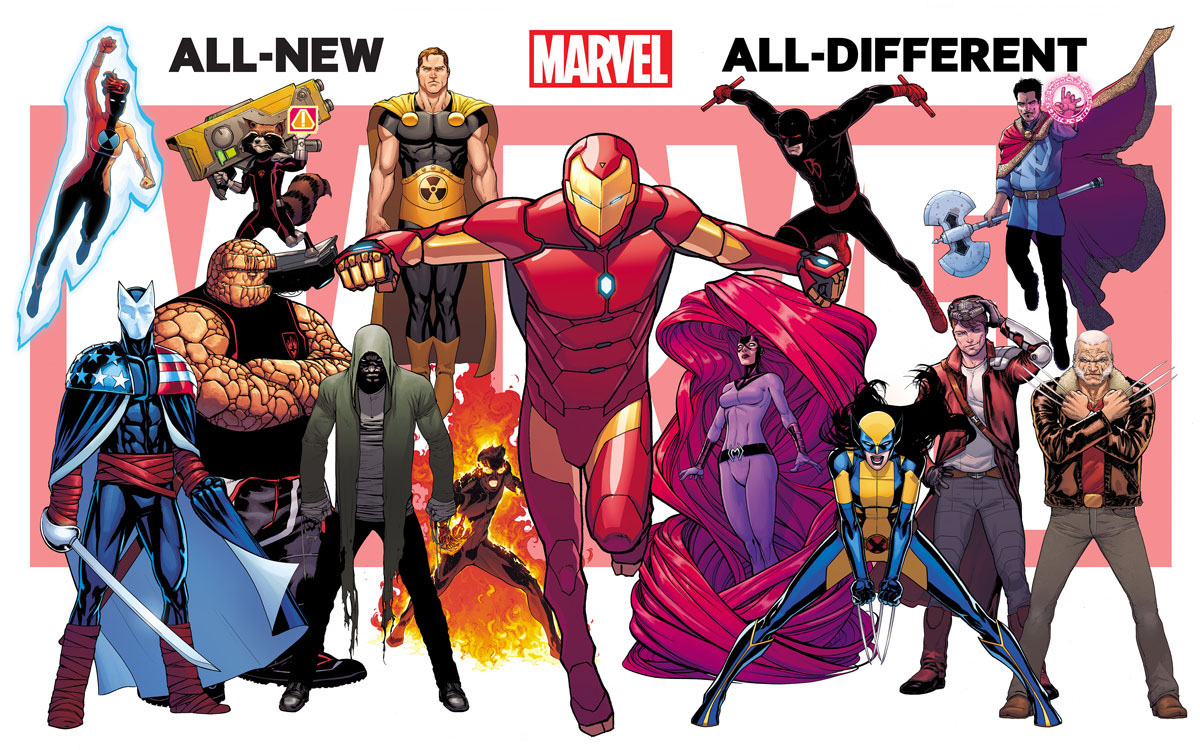All-New-All, Different Marvel 2