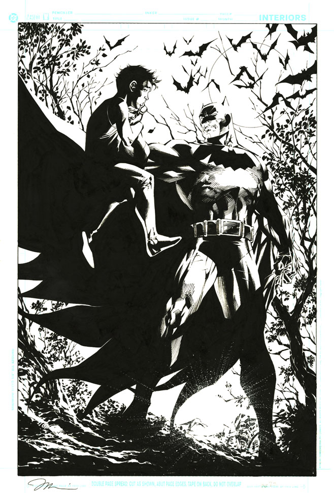 All-Star Batman and Robin 1 Page 22