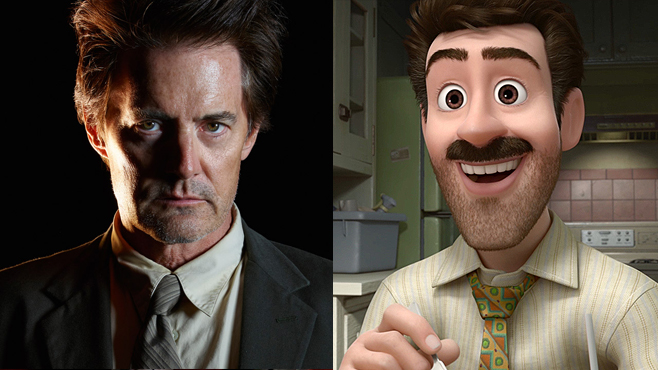 Inside Out Kyle MacLachlan Agents of SHIELD