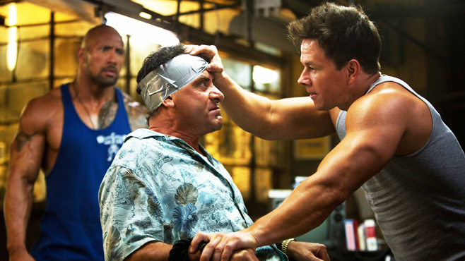 Pain and Gain Mark Wahlberg Dwayne Johnson Tony Shalhoub