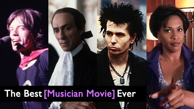 The Best Musician Movie Ever