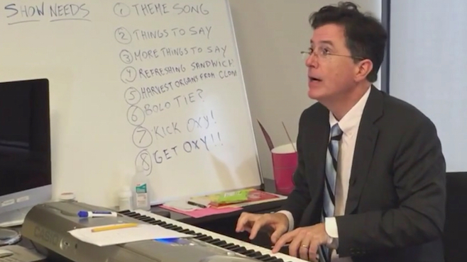 Image: YouTube / The Late Show With Stephen Colbert