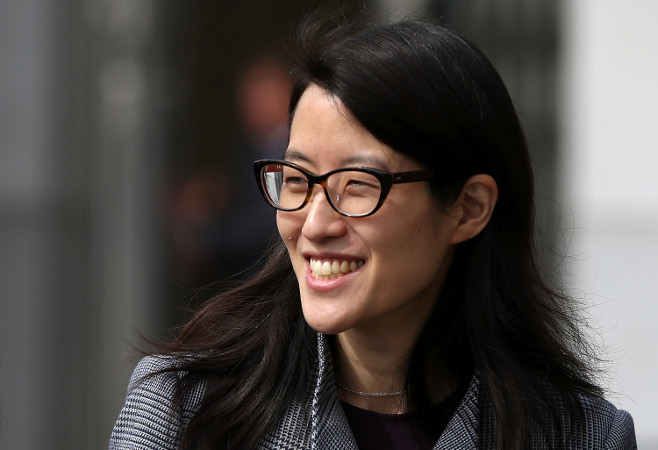"""<> on March 10, 2015 in San Francisco, California."""" width=""""658″ height=""""450″ title=""""<> on March 10, 2015 in San Francisco, California."""" /></p><p>Former Reddit interim CEO Ellen Pao has spoken up about the harassment she received at the hands of users of the site, as the online forum is currently in a state of disarray following a number of perceived poor executive decisions.</p><p>In a guest piece for the <a href="""