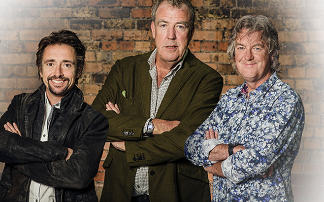 Amazon Secures Deal With Jeremy Clarkson Richard Hammond And James - Jeremy clarkson new car show
