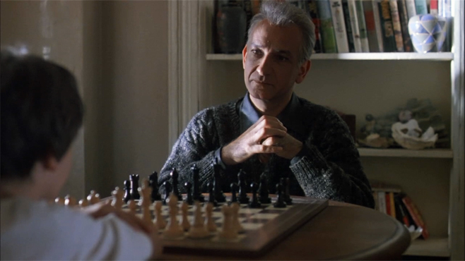 Searching for Bobby Fischer Ben Kingsley Max Pomeranc