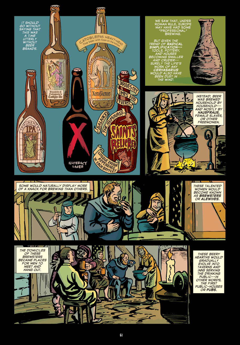 Meet the Beer Lambic Spread Page 61
