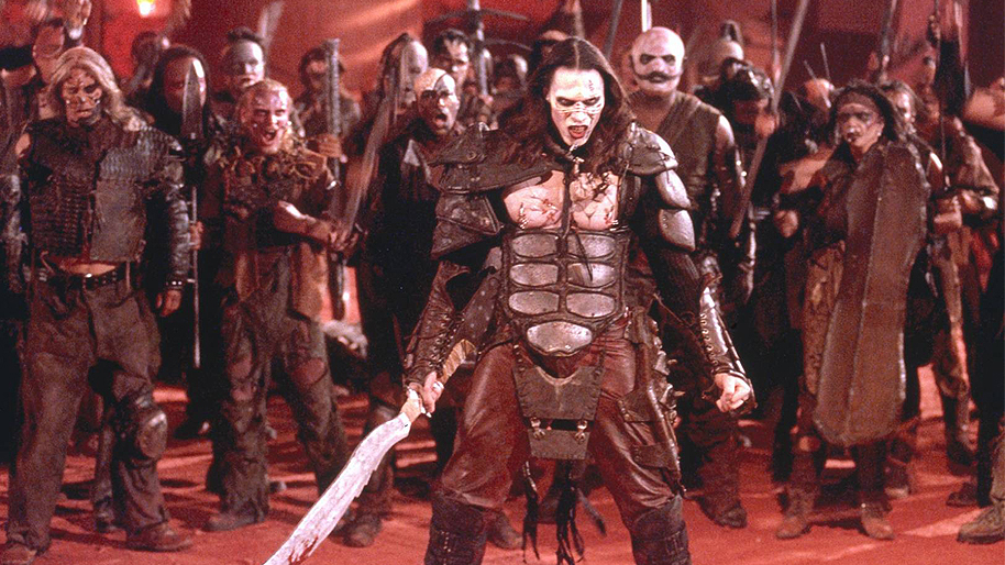 41 Ghosts of Mars